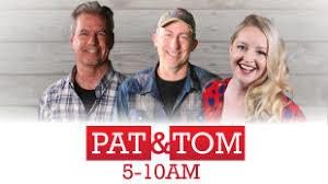Pat & Tom
